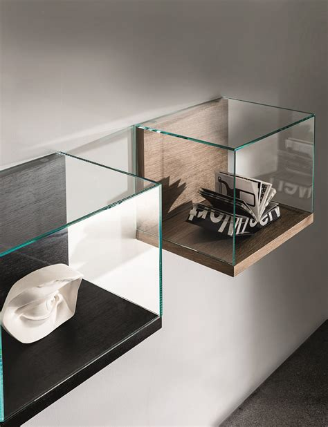 Nest Wall Version Retail Display Case By Sovet Italia