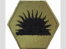 california National Guard Multicam Shoulder Patch With Velcro