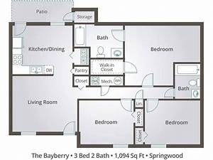 beautiful architectural drawings plan of three bedroom With architecture plans of 3bedroom flat