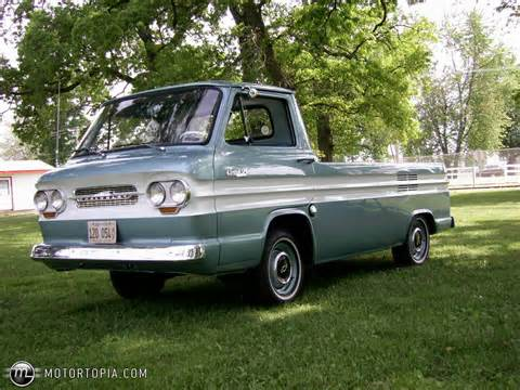 1964 Chevy Corvair Truck