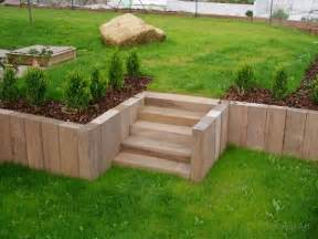 Bordure Jardin Bois Hauteur 40 Cm by Les 25 Meilleures Id 233 Es Concernant Jardins Murs De