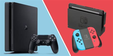 reasons  buy playstation    nintendo switch