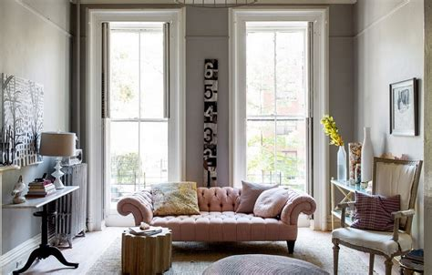 Vintage Home Style : Vintage Style Interior Decorating In Brooklyn Townhouse