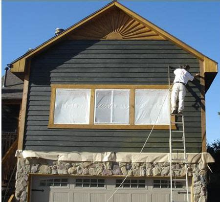 top  hacks  repainting  home exterior house