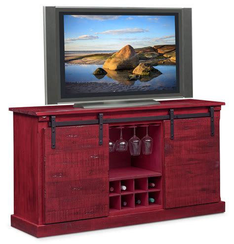 Hutch Sideboard Buffet by Ashcroft Media Credenza With Wine Storage Value