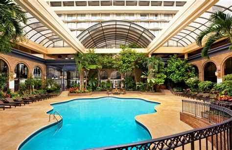 Sheraton Atlanta Hotel In Atlanta  Hotel Rates & Reviews