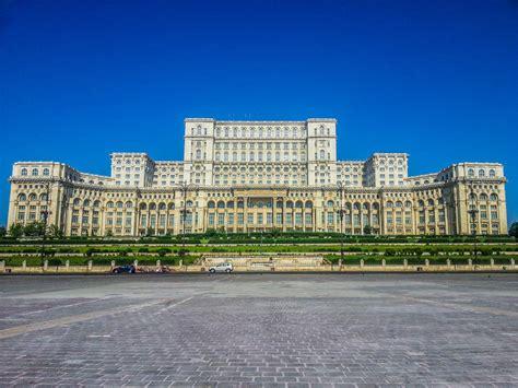 palazzo del parlamento  bucarest blog romania