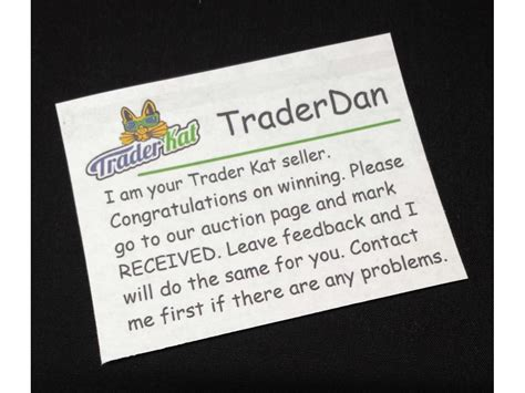 customized   notes   trader kat