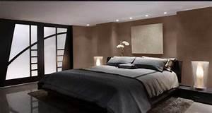peinture chambre 20 couleurs deco pour repeindre ses murs With nuancier peinture couleur taupe 4 beton cire marron taupe pour sol et mur marengo