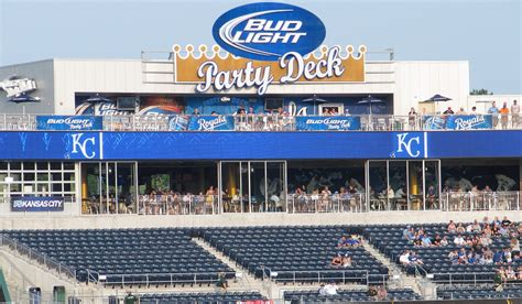 best seats kansas city royals at kauffman stadium 2016