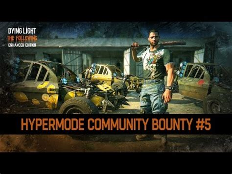 community bounty number five comes to dying light for