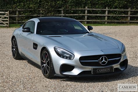 15,6 millions used cars for sale. Used 2015 Mercedes-Benz AMG GT S Edition 1 Coupe 4.0 SpdS DCT Petrol For Sale | Cameron Sports ...
