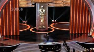 Watch The Best Oscars Stage Decor Of All Time