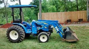 New Holland Workmaster 35
