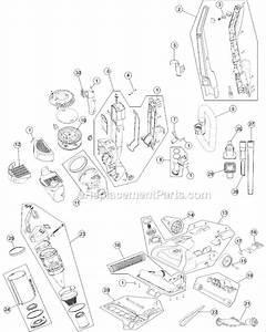 Hoover Uh70120 Parts List And Diagram   Ereplacementparts Com