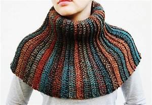 Crochet Neck Warmer Crochet Pattern By Oksik