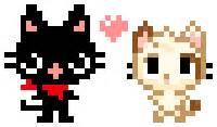 gif gaming cats pixel gamercat the gamercat thegamercat •