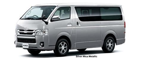 brand  toyota hiace van  sale japanese cars exporter