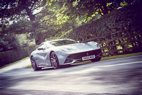 Luxury Car Photography Ferrari F12
