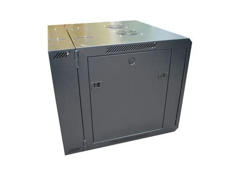 Network Cabinet Wall Mount by Network Wall Mounted Cabinet 6u 2 Doors Wall Mount