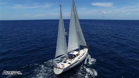 cruising ketch  sailboat  sale youtube