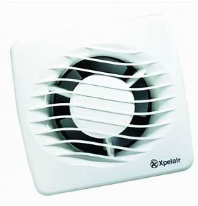 Xpelair dx100hta toilet bathroom extractor fan for Do you need an extractor fan in a bathroom