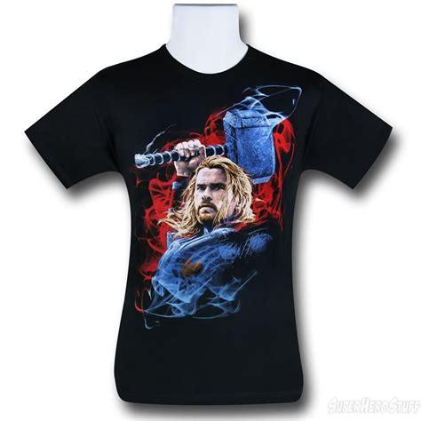 thor smoke  shirt