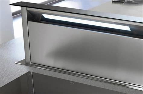 filtre hotte de cuisine hotte invisible la sélection 100 discrétion darty vous