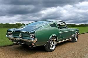 67 Mustang Fastback Photograph by Gill Billington
