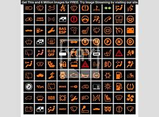 12 Car Dashboard Icons Images Car Dashboard Warning Icon