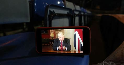Boris Johnson warns country must work together to suppress ...