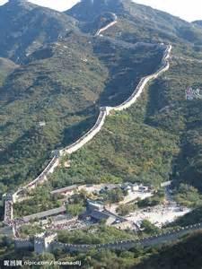 Great Wall of China Built