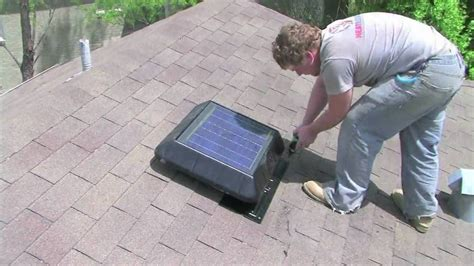 garage door opener solar powered garage fan with remote how to install a