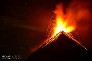 Volcan de Fuego eruption - Adventure of a Lifetime ...