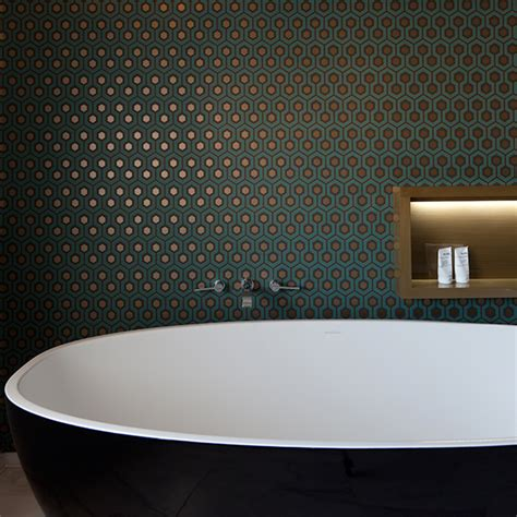 Ideas For Walls by 7 Bathroom Feature Walls Ideas Home Decor Singapore