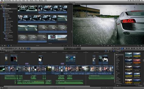final cut pro top 10 4k editing software in 2015