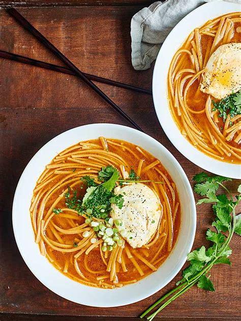 pot asian noodle soup recipelioncom