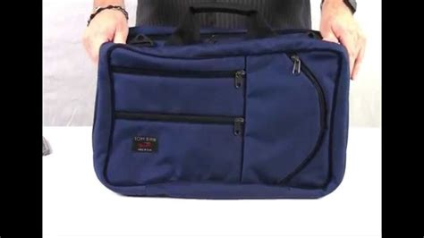tom bihn western flyer review  packing youtube