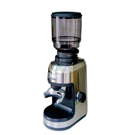 The burrs can grind any size of coffee depending on your adjustment. Electric Coffee Grinder Household Coffee Grinder Commercial 30Stalls Adjustable Thickness Burr ...