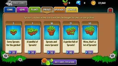 sprout plants vs zombies wiki wikia
