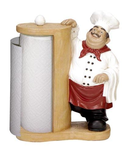 chef paper towel holder globe imports
