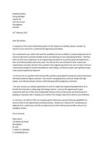A Cover Letter Exle 14 Cover Letter Templates Excel Pdf Formats