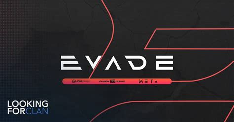 Team Evade Looking For Clan