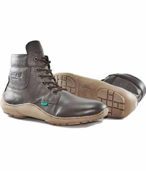 Sepatu Santai Gaya jual beli sepatu boots kulit asli casual gaya santai