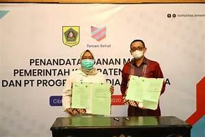 Pemkab Bogor Jalin Kerjasama Dengan Pt  Progressiv Media