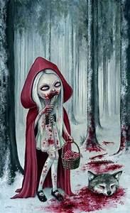 red riding hood | Zombie Apocalypse | Pinterest