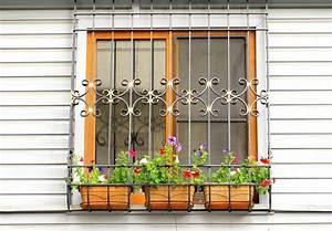 Grille De Protection Fenêtre : photos de grille de protection fen tre ma fen tre ~ Dailycaller-alerts.com Idées de Décoration