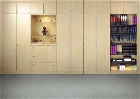 Wall Storage Cupboards by Reflect Storage Wall