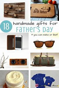 18 Handmade Father's Day Gifts ⋆ Sugar, Spice and Glitter
