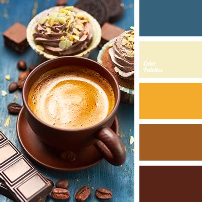 So if you can, please consider supporting my work. beige, Blue Color Palettes, brown, chocolate, chocolate color, color selection, dark brown, deep ...